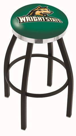 Wright State Raiders Contempo III Bar Stool 25""