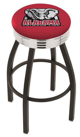 Alabama Crimson Tide Contempo IV Bar Stool 25""