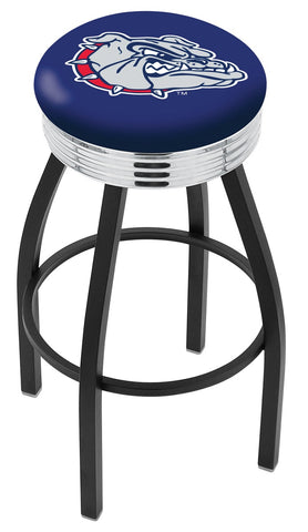 Gonzaga Bulldogs Contempo IV Bar Stool 30""