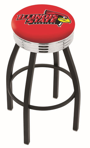 Illinois State Redbirds Contempo IV Bar Stool 30""