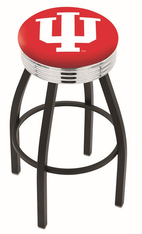 Indiana Hoosiers Contempo IV Bar Stool 25""