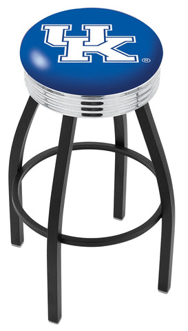Kentucky Wildcats UK Contempo IV Bar Stool 25""