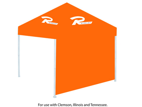 Canopy Sidewall - Light Orange