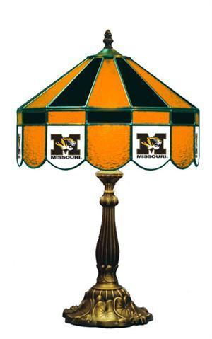 Missouri Tigers Table Lamp