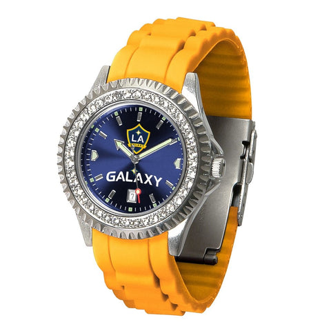 LA Galaxy Sparkle MLS Watch