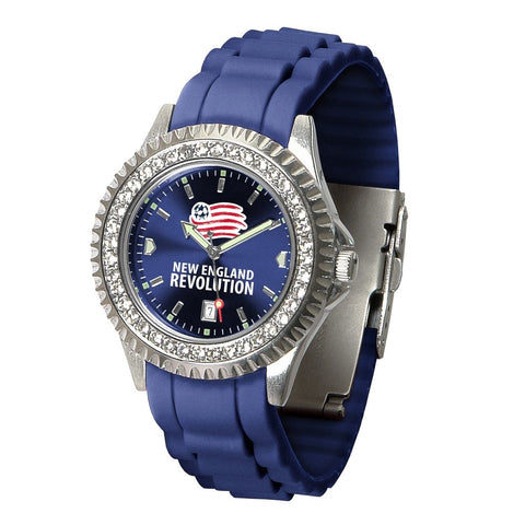 New England Revolution Sparkle MLS Watch