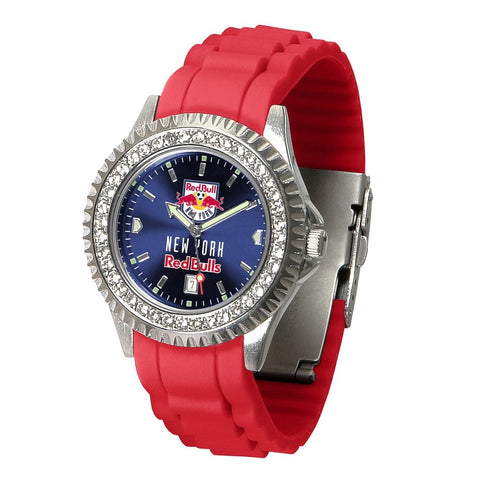 New York Red Bull Sparkle MLS Watch