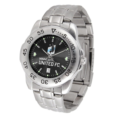 Minnesota United Sport Steel MLS Watch