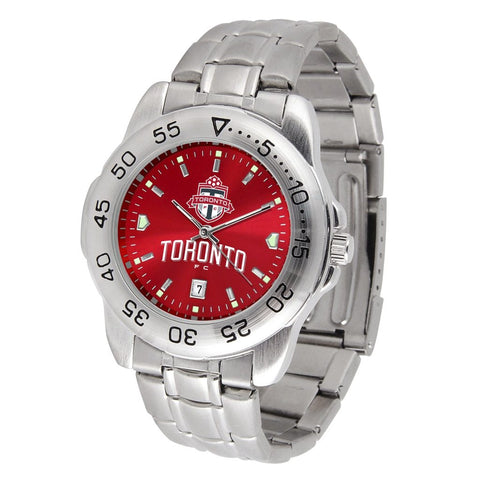 Toronto FC Sport Steel MLS Watch