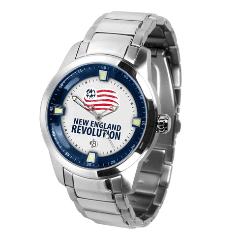 New England Revolution Titan MLS Watch