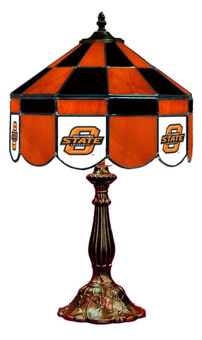 "Oklahoma State Cowboys 21"" Table Lamp"