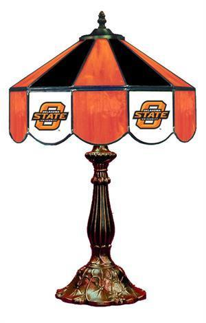 Oklahoma State Table Lamp 21 in High