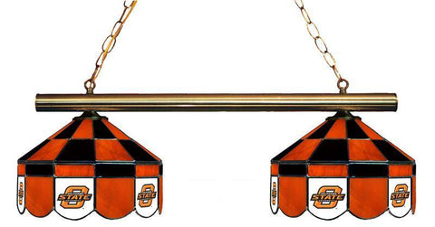 Oklahoma State Cowboys 2 Shade Hanging Team Light