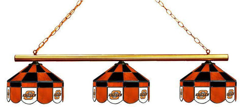 Oklahoma State Cowboys 3 Shade Hanging Team Light