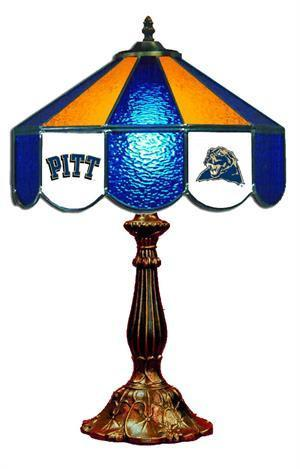 Pitt Panthers Table Lamp 21 in High