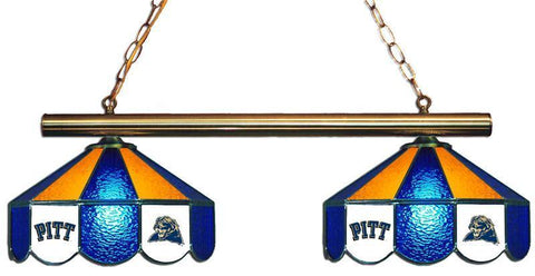 Pittsburgh Panthers 2 Shade Hanging Logo Light