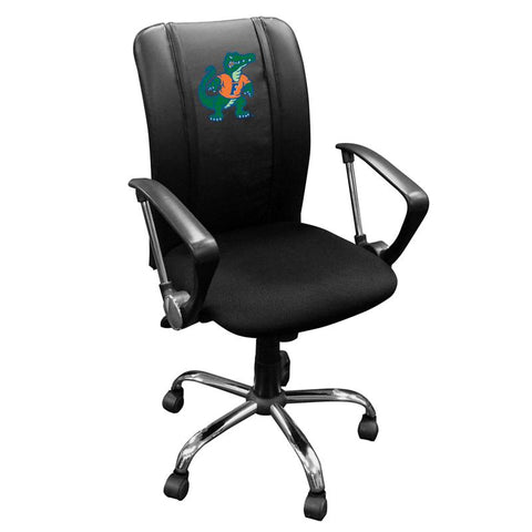 Florida Gators Albert Logo Curve Task Chair