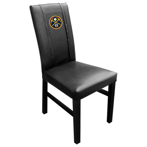 Denver Nuggets NBA Side Chair 2000 with Primary Logo