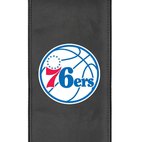 Philadelphia 76ers Secondary Logo Panel for Dreamseat Chairs