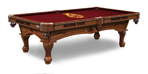Arizona State (Sparky) Sun Devils Pool Table