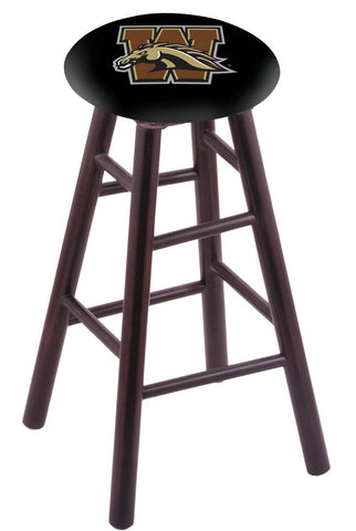 "Western Michigan Broncos 24"" Counter Stool"