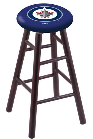 "Winnipeg Jets 30"" Bar Stool"