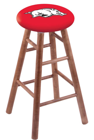 "Arkansas Razorbacks 24"" Counter Stool"