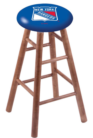"New York Rangers 24"" Counter Stool"