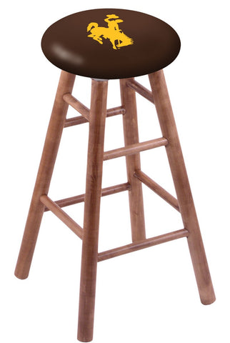 "Wyoming Cowboys 24"" Counter Stool"