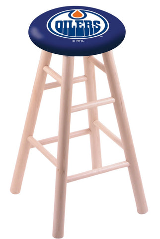 "Edmonton Oilers 30"" Bar Stool"
