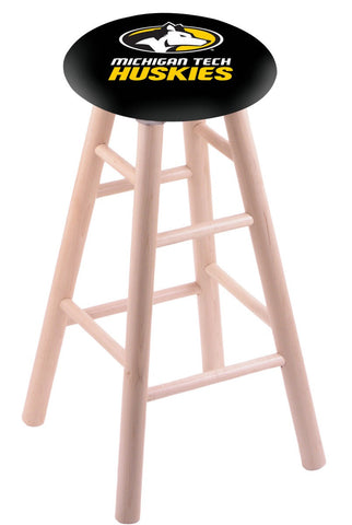 "Michigan Tech Huskies 24"" Counter Stool"