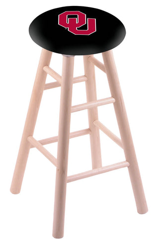 "Oklahoma Sooners 24"" Counter Stool"