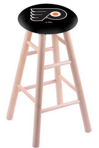 "Philadelphia Flyers Black Background 24"" Counter Stool"