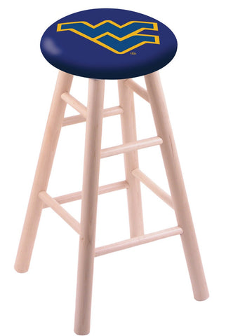 "West Virginia Mountaineers 24"" Counter Stool"