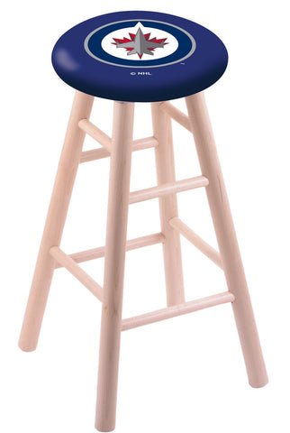 "Winnipeg Jets 24"" Counter Stool"