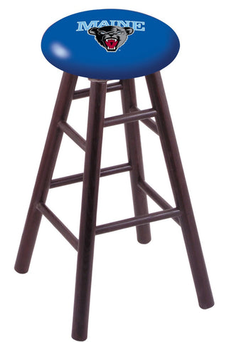 "Maine Black Bears 24"" Counter Stool"