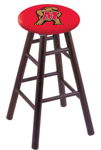 "Maryland Terrapins 24"" Counter Stool"