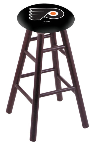 "Philadelphia Flyers Black Background 30"" Bar Stool"