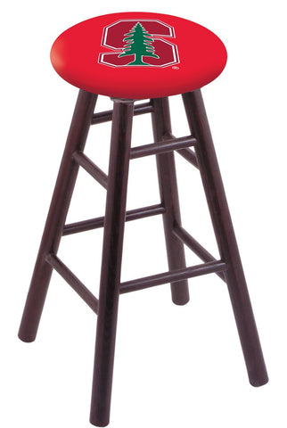 "Stanford Cardinal 24"" Counter Stool"
