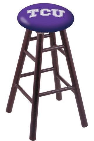 "TCU Horned Frogs 24"" Counter Stool"