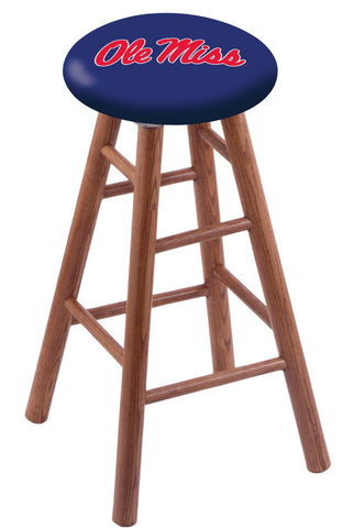 "Ole Miss Rebels 24"" Counter Stool"
