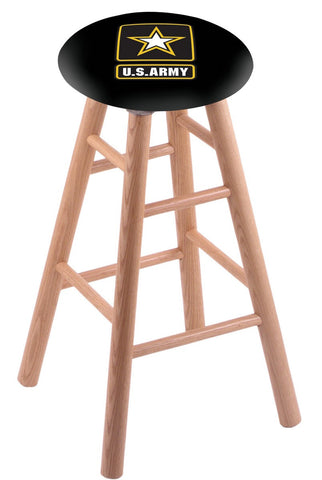 "Army Black Knights 30"" Bar Stool"