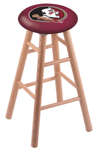 "FSU Seminoles ""Head"" 24"" Counter Stool"