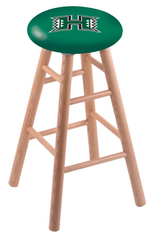 "Hawaii Rainbow Warriors 30"" Bar Stool"