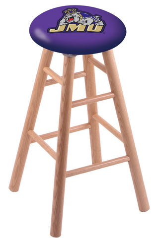 "James Madison Dukes 30"" Bar Stool"