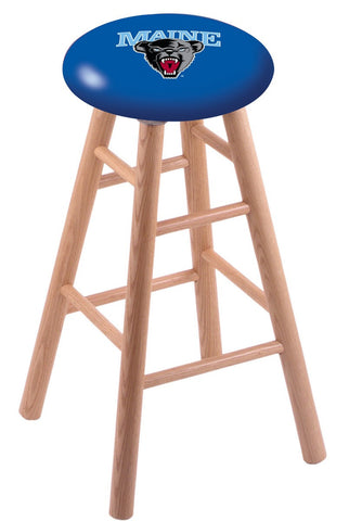 "Maine Black Bears 30"" Bar Stool"
