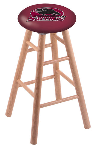 "Southern Illinois Salukis 24"" Counter Stool"