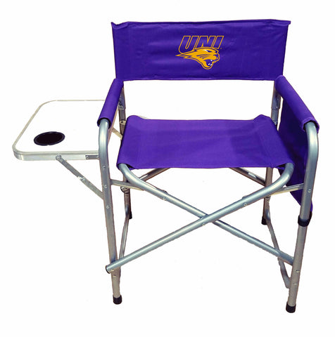 Northern Iowa Panthers Directors Folding Chair