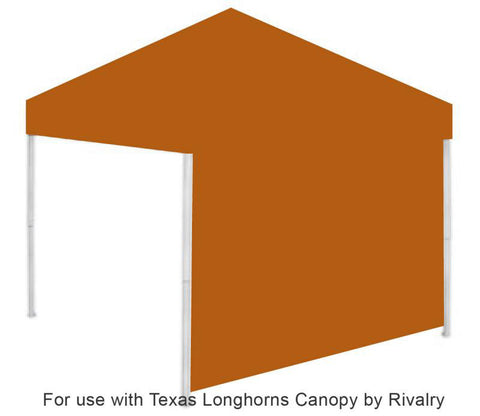 Canopy Sidewall - Burnt Orange