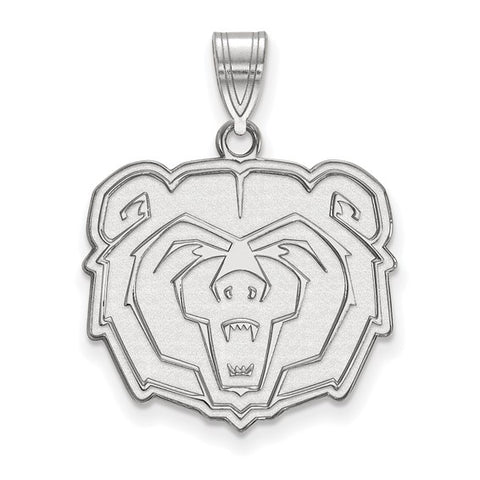 Missouri State Bears Large Pendant